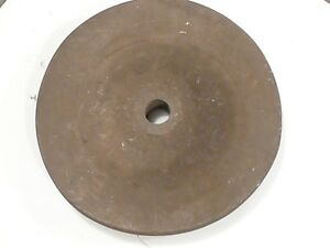 Antiqu grinding wheel