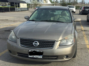 Beautiful 2006 Nissan Altima Limited, Low Miles