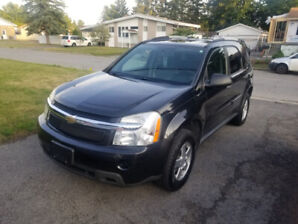 2009 Chevy Equinox Safetied and E tested Ontario or Quebec