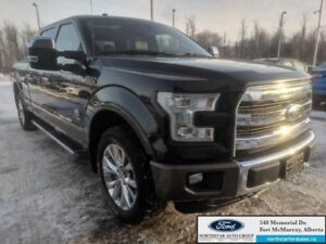 2016 Ford F-150 King Ranch|3.5L|Twin Panel Moonroof|FX4 Off Road
