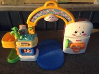 Cuisinette Fisher price