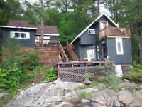 Lakefront Cottage for sale in Muskoka