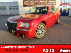 2009 Chrysler 300 Limited  AS IS (UNCERTIFIED) AS TRADED