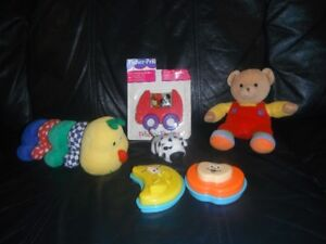 baby's toy lot