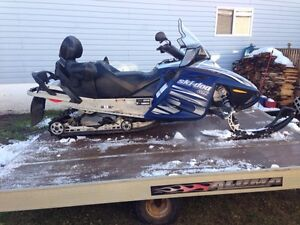 Sled and trailer package deal
