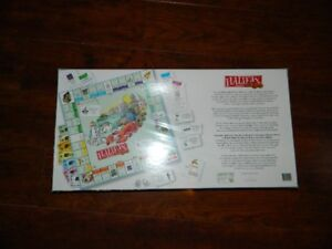 HALIFAX MONOPOLY BOARD GAME