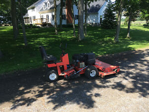 Gravely 60 inch cut lawn mowers.