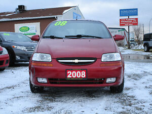 2008 Chevrolet Aveo SOLD ! THANK-YOU !
