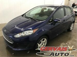Ford FIESTA SE A/C MAGS Bluetooth Hatchback 2016