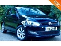 2011 VOLKSWAGEN POLO 1.4 MATCH 5D 83 BHP 60MPG, LOW MILEAGE, 1 FORMER KEEPER!