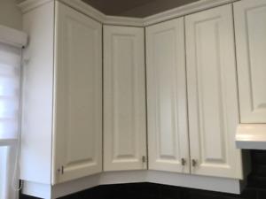 Kitchen Cupboards - Countertop