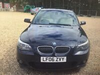 BMW535M sport 2006 model with full service history PX welcome