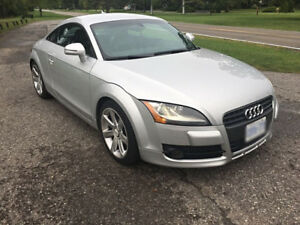 ***QUICK SALE***                AUDI TT FULLY LOADED