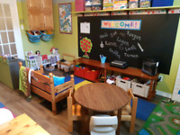 Child Care Valley Elementary area