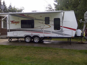 Awesome travel trailer for sale.