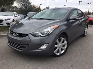 2011 Hyundai Elantra NAVIGATION, LEATHER No Accident!