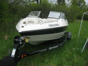 2010 Stingray 185 - Bow Rider