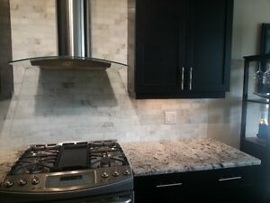 KITCHEN BACKSPLASH Kitchener / Waterloo Kitchener Area image 2