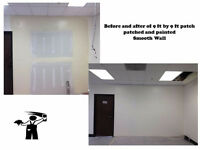 MASTER DRYWALL FINISHER AND TAPING 18 years EXP