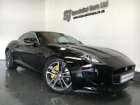 2014 Jaguar F-Type coupe 3.0 supercharged V6 **only 12K Full Jag history**