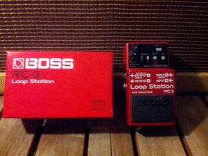 Boss RC-3 Looper