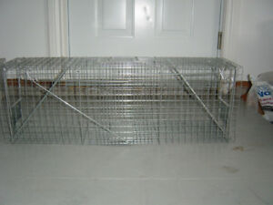 Live Animal Cage Trap – Piège pour la capture d'animaux vivants