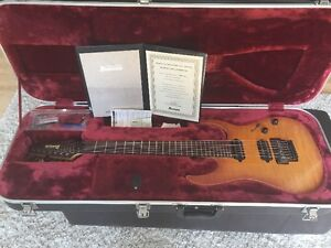 Ibanez J-Custom 'Japan' RG8127F 2005  Echange/trade