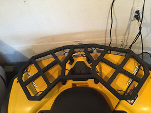 Can Am Renigade rear rack