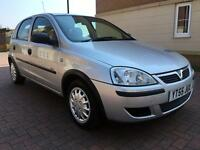 Vauxhall Corsa 1.2 I 16v Life 5dr *** 1 FORMER KEEPER / MINT CONDITION ***