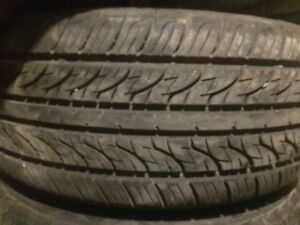 Like new/ Comme neuf  4 tires, 225/45/17  , All Season
