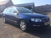 Volkswagen Passat 2.0se turbo Petrol 6 speed with Black Leather / part exchange available