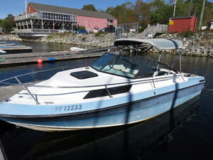 Cobia, Odyssey 215cxl, 160HP, with trailer
