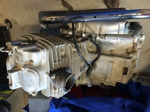 Honda 500 dirt bike engine