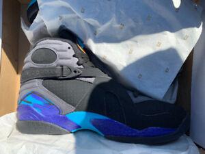 Air Jordan 8 Retro Aqua size 10.5 DS