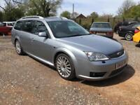 55 Ford Mondeo 3.0 ST220 Estate SPARES REPAIR, FULL RED LEATHER LPG Conversion