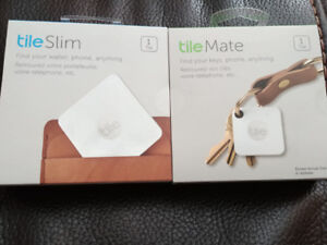 Tile slim and tile mate