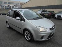 2009 Ford C-MAX 1.8TDCi Style Finance Available