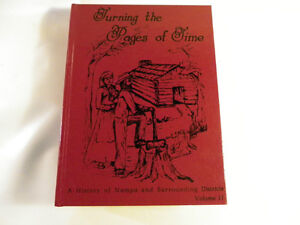 Turning the Pages of Time:  A History of Nampa Volume II