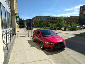 Mint Condition 2008 Mitsubishi Evolution Sedan