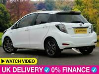 2014 14 TOYOTA YARIS 1.5 VVT-I HYBRID TREND AUTO 5DR GLASS ROOF