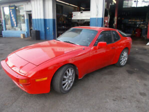 1984 PORSCHE 944 ONLY 85.000 KM MANUAL 5 SPEED