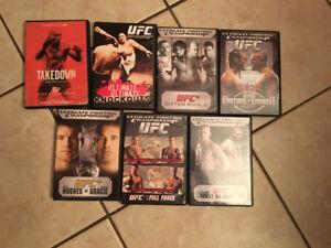 DVD UFC