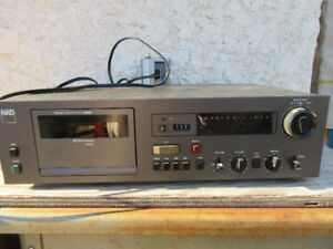 STEREO CASSETTE PLAYER - NAD