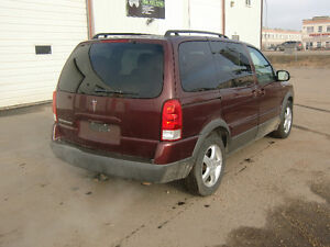 2007 Pontiac Montana SV6 Minivan, Van Edmonton Edmonton Area image 5