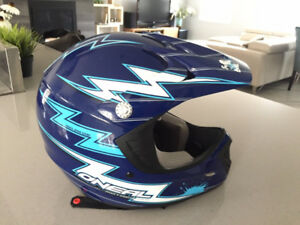 Casque motocross / scooter