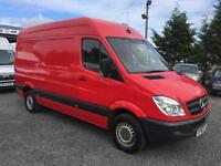 Mercedes-Benz Sprinter 2.1TD 310CDI 6 speed MWB 6 seater 2011 60 Reg 1 Company o