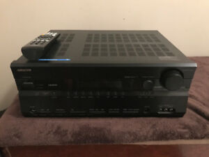 Onkyo TX-SR606 7.1 2 Zone Surround Sound Receiver