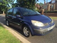 Renault Grand Scenic 1.6 VVT Dynamique 5dr ## 1 YEARS MOT ## 7 SEATER ## FAMILY CAR ## AIRCON ##