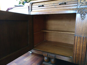 Oak dresser antique. Price reduced!!