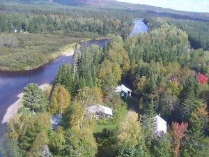 Fishing/Hunting Rental Juniper, NB